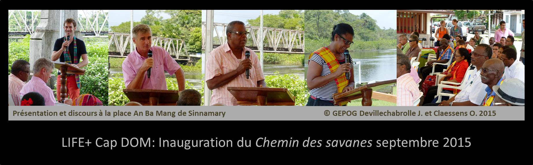 Inauguration - discours